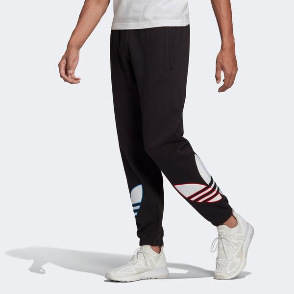 adidas Tricol Erkek Siyah Eşofman Altı