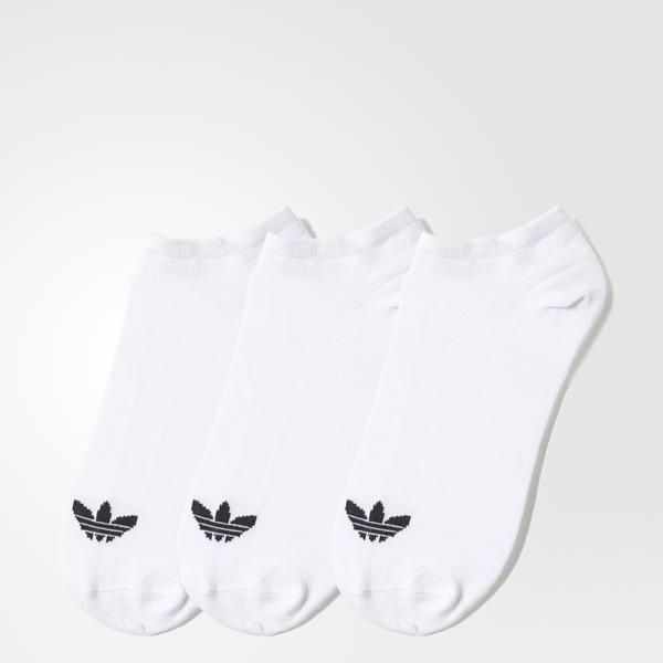 adidas Trefoil Liner 3'lü Unisex Beyaz Çorap
