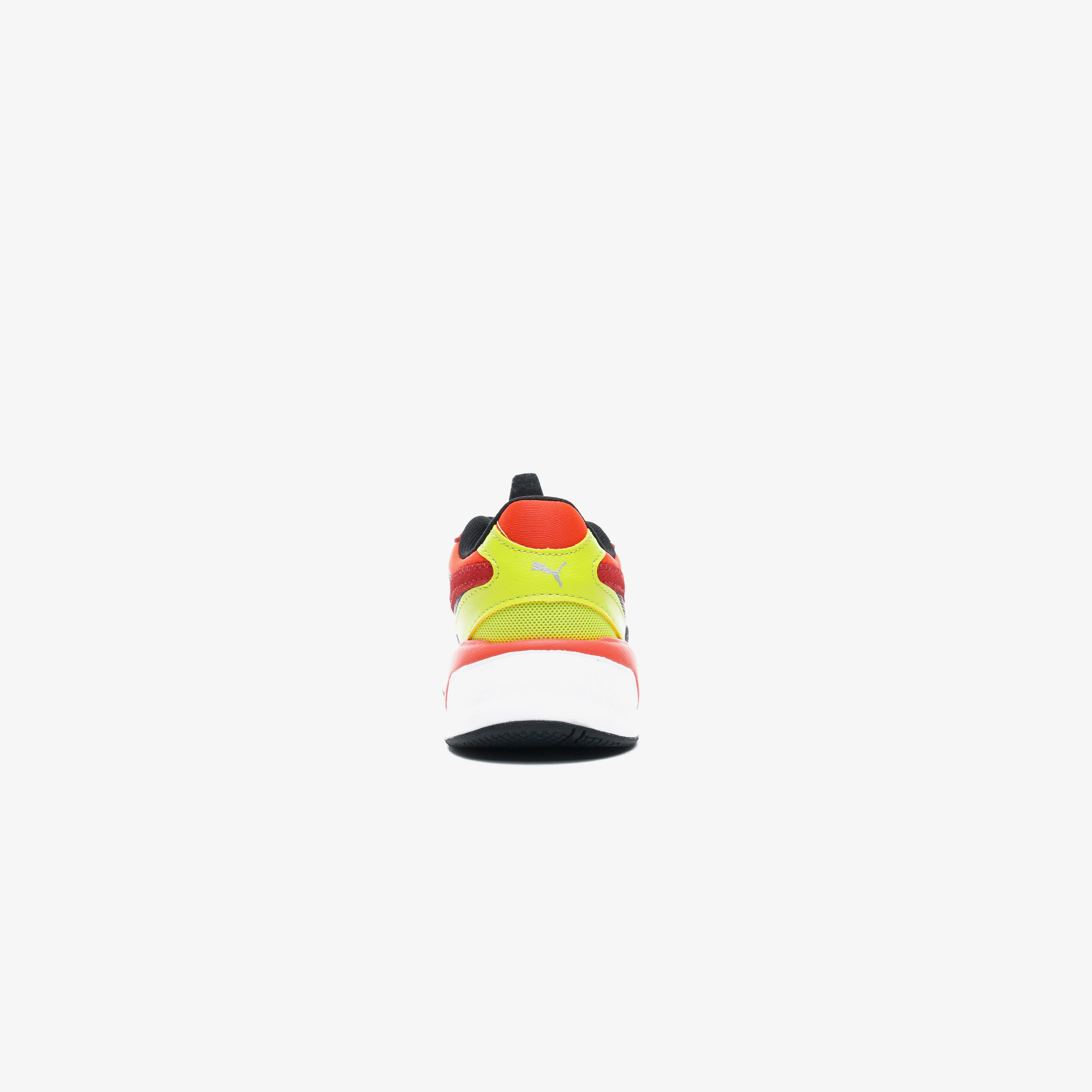 Puma RS-X³ Neon Flamme Çocuk Siyah Spor Ayakkabı