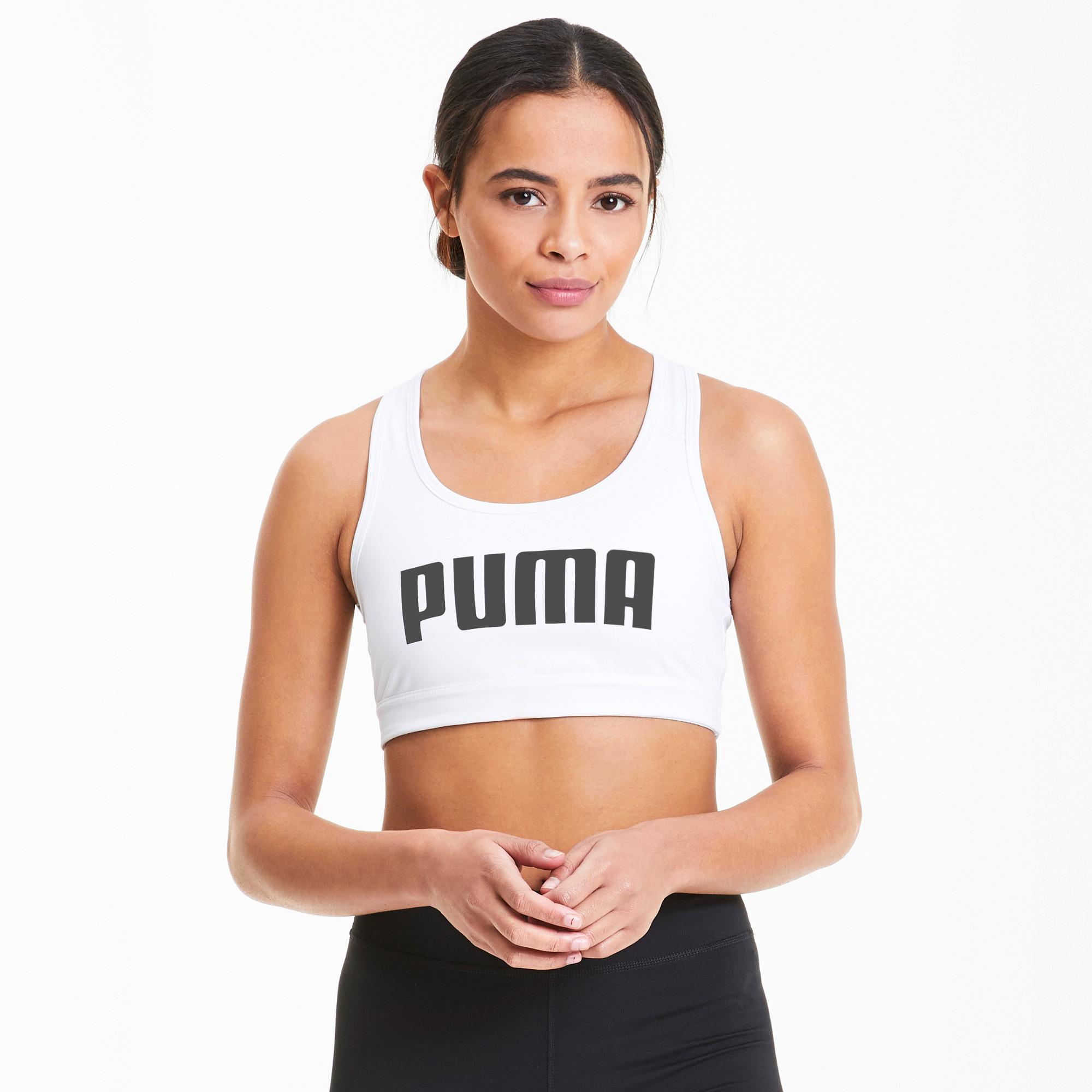 Puma 4KeeBra Kadın Beyaz Bra