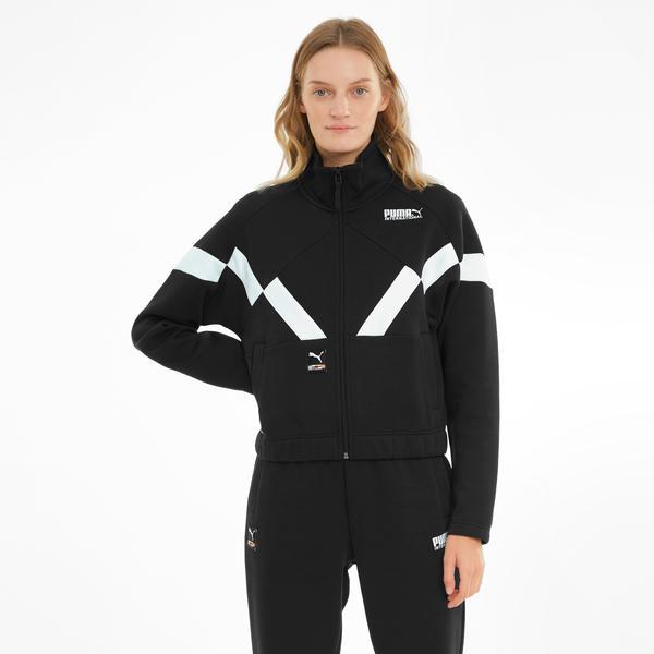 Puma Kadın Siyah Ceket