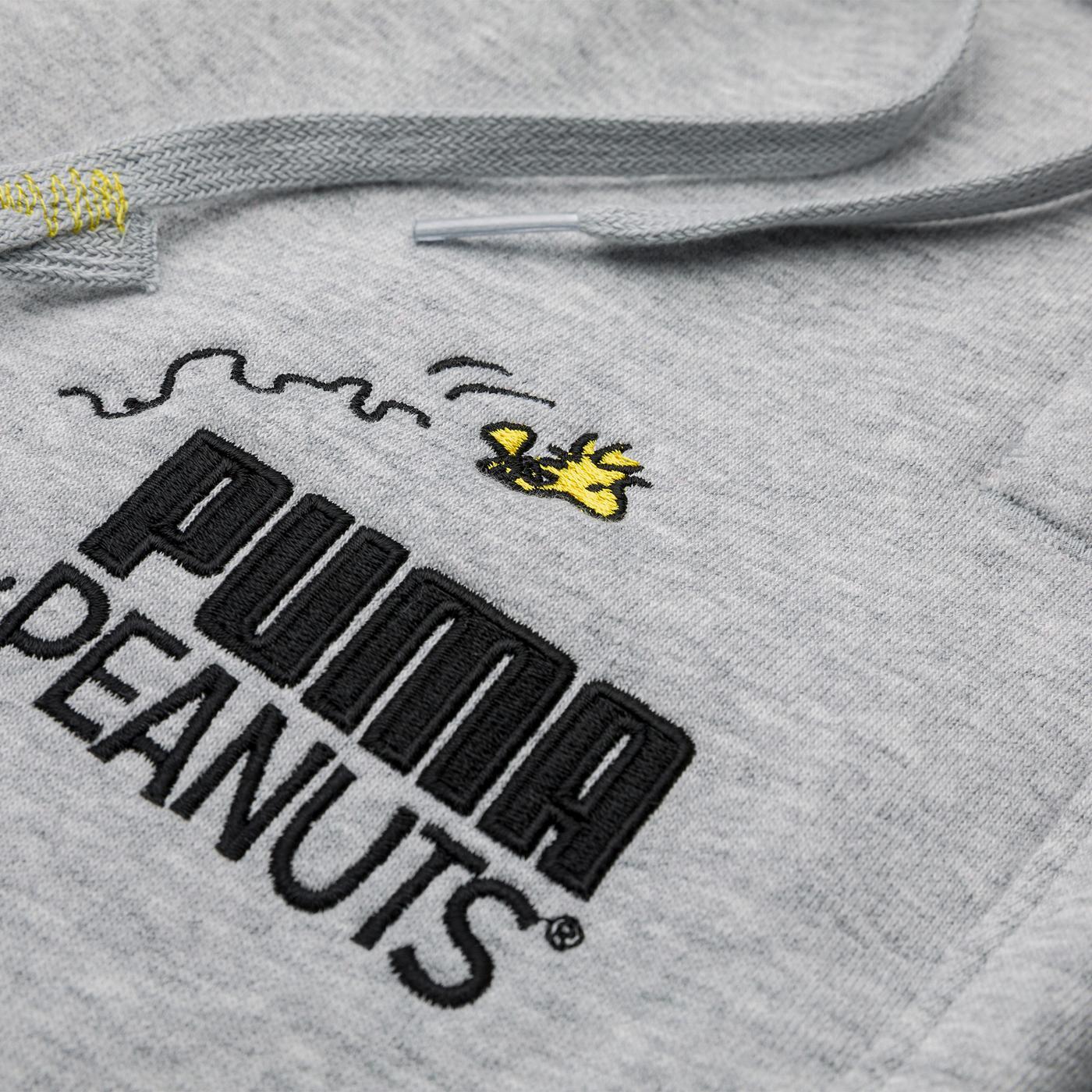 Puma X Peanuts Kadın Gri Eşofman Altı