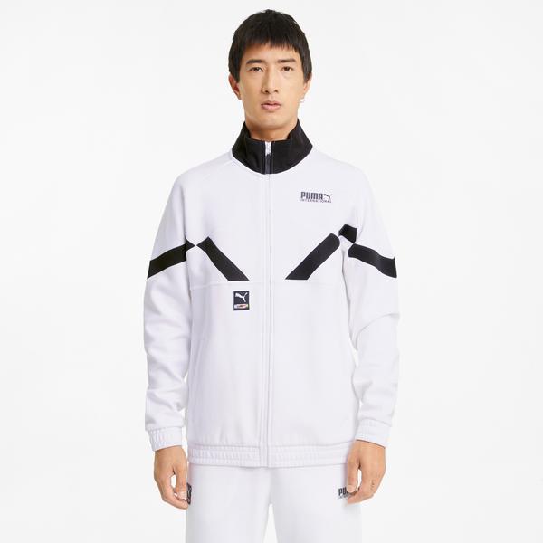 Puma International Erkek Beyaz Ceket