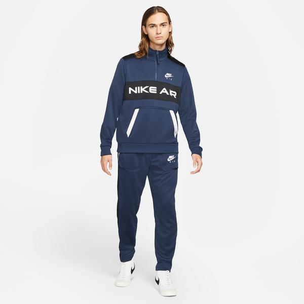 Nike Air Erkek Mavi Eşofman Altı