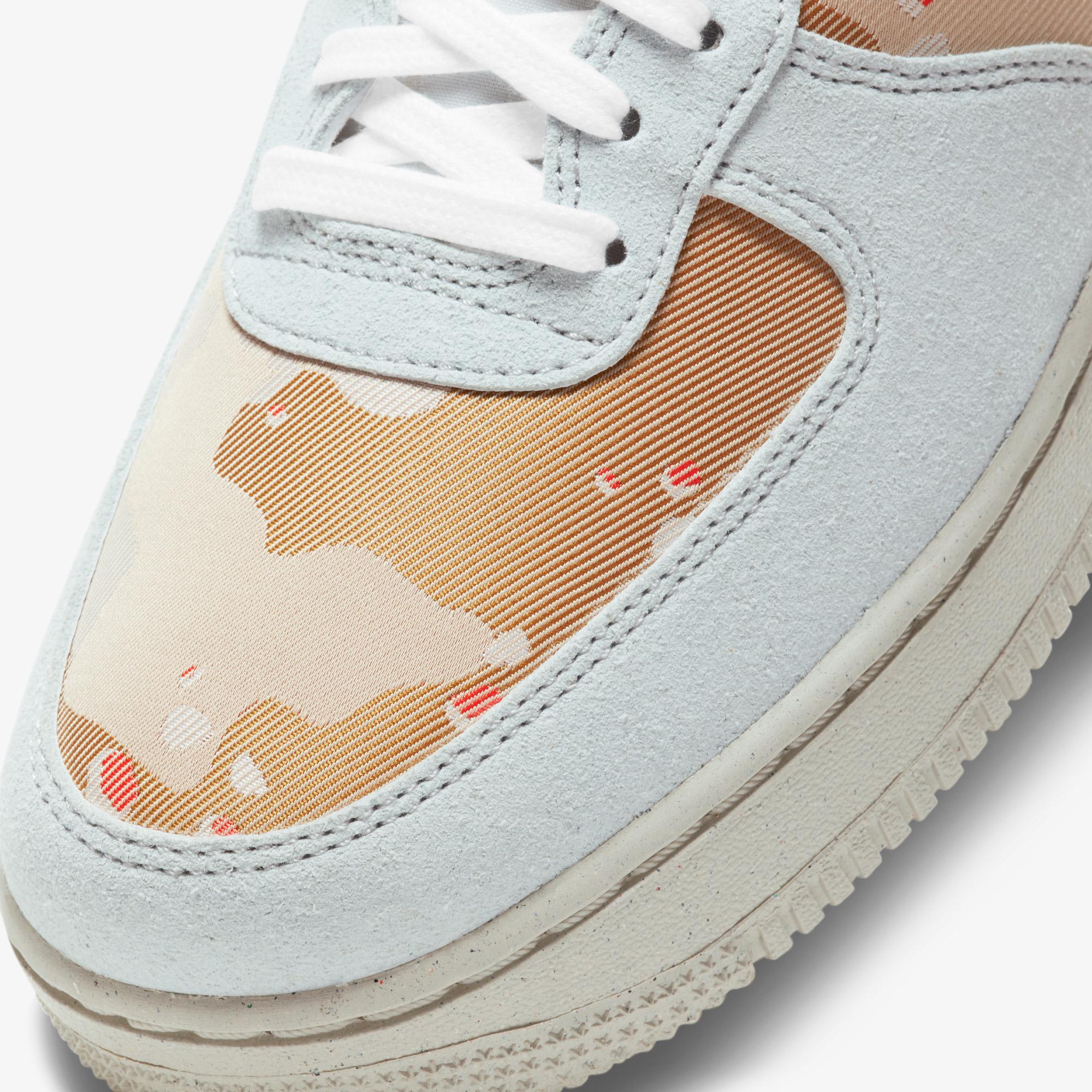 Nike Air Force 1 '07 LX Erkek Siyah Spor Ayakkabı