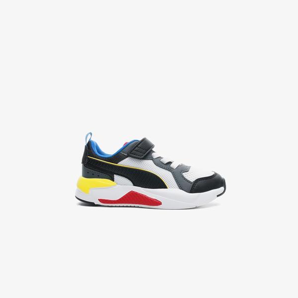 Puma X-Ray Çocuk Beyaz Spor Ayakkabı
