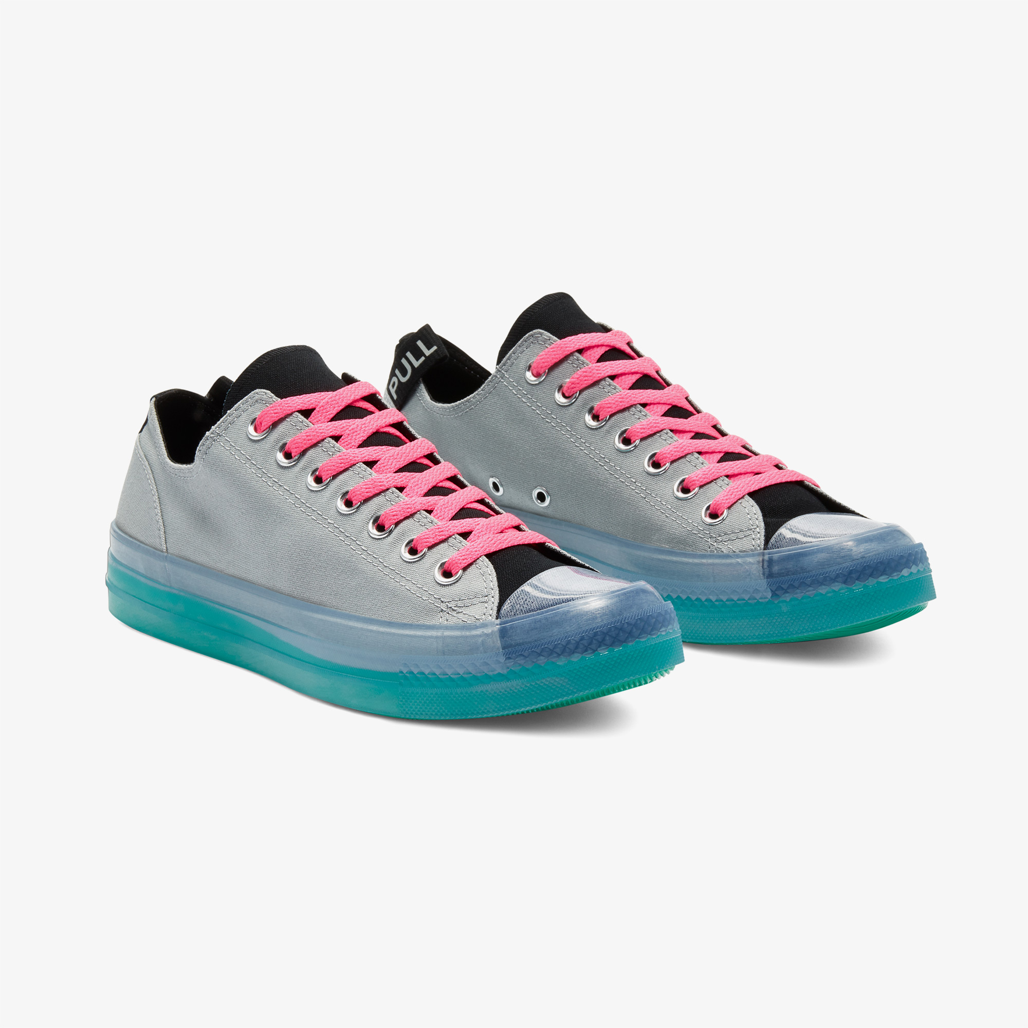 Converse Chuck Taylor All Star Digital Terrain Kadın Gri Sneaker