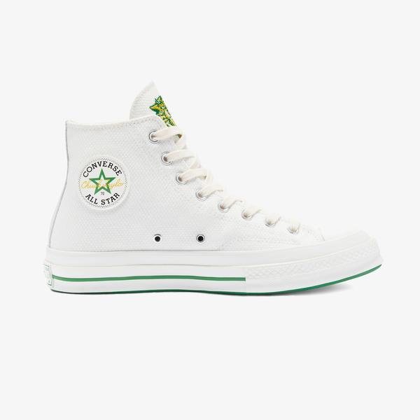 Converse Chuck 70 Crispus Attucks Hi Erkek Beyaz Sneaker