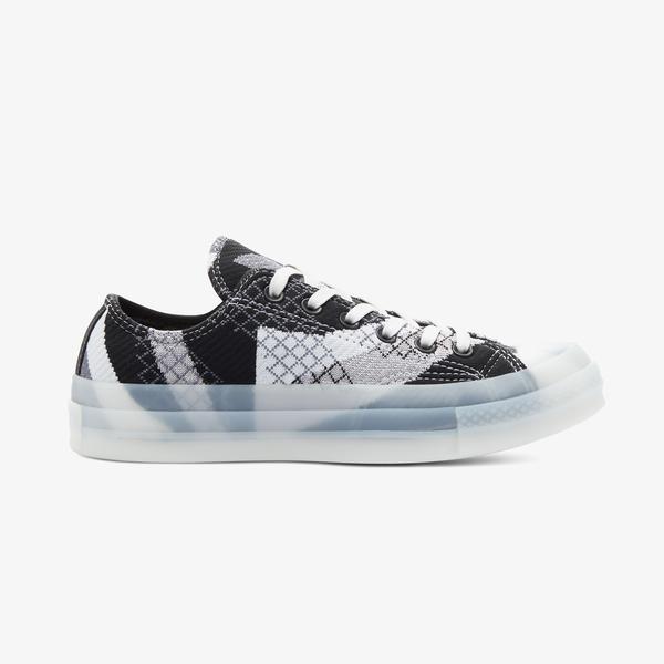 Converse Chuck 70 Knit Print Kadın Siyah Sneaker