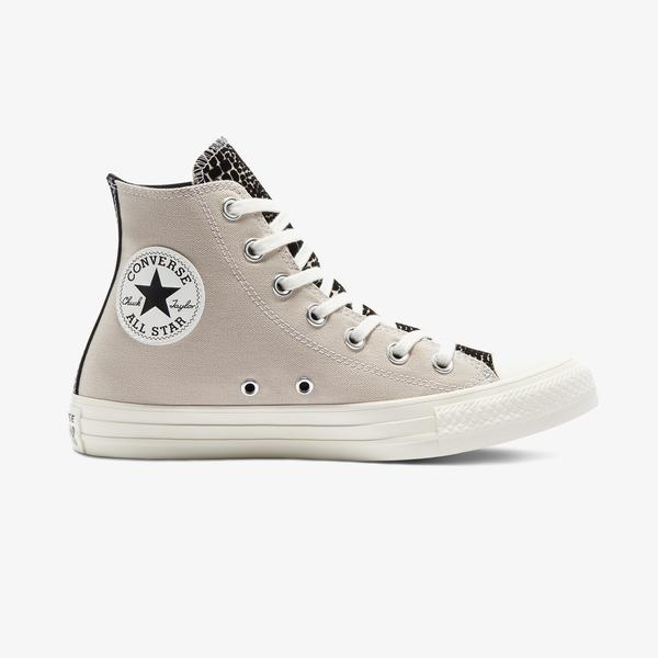 Converse Chuck Taylor Digital Daze Hi Kadın Gri Sneaker