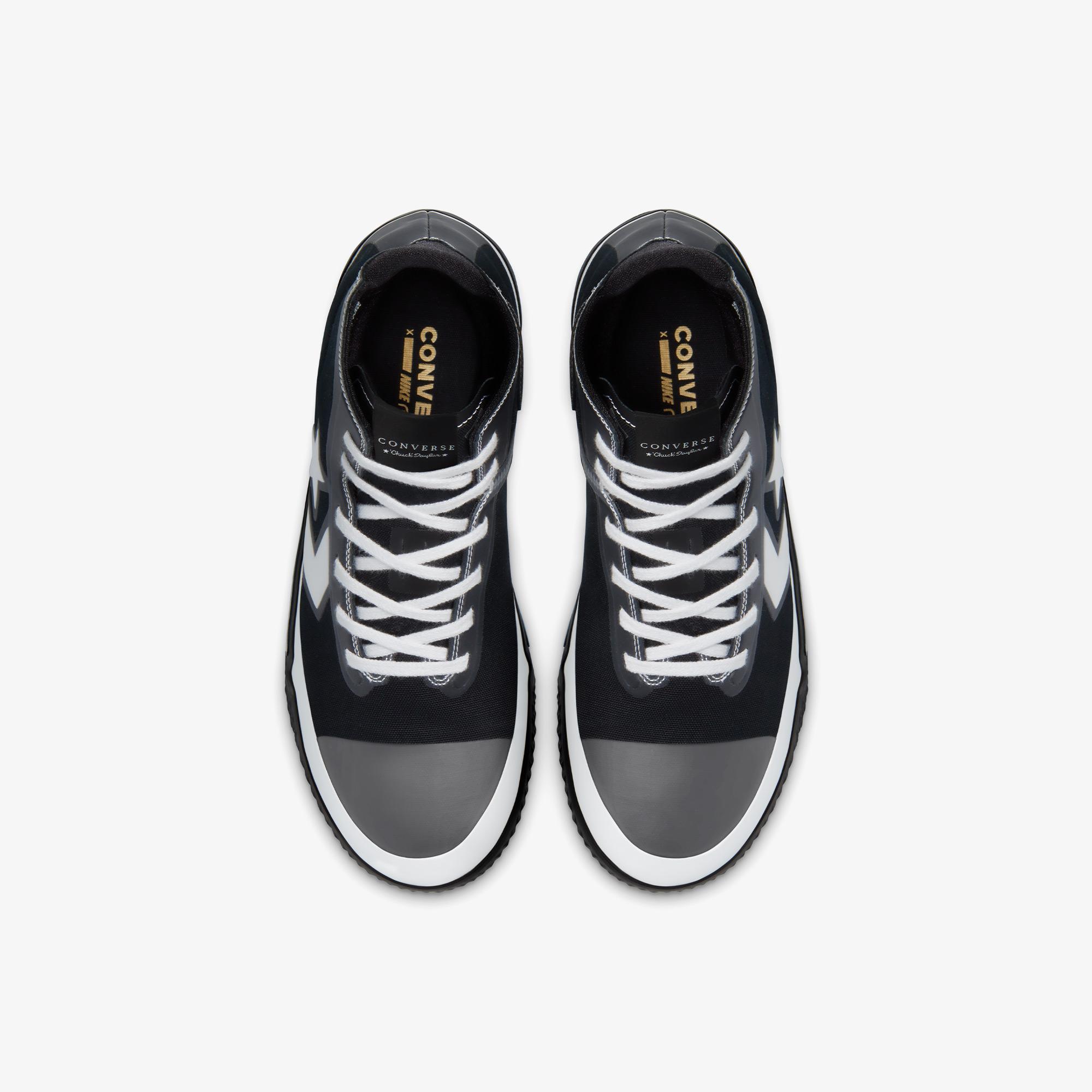 Converse All Star Pro Bb Canvas Hi Erkek Siyah Sneaker