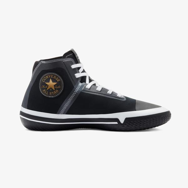 Converse All Star Pro Bb Canvas Hi Unisex Siyah Sneaker