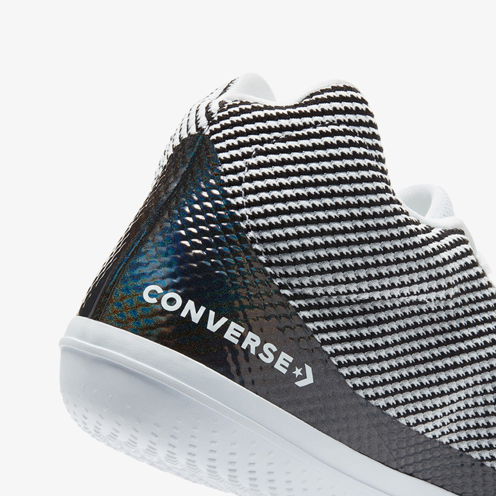 Converse All Star Bb Evo Mid Erkek Beyaz Sneaker