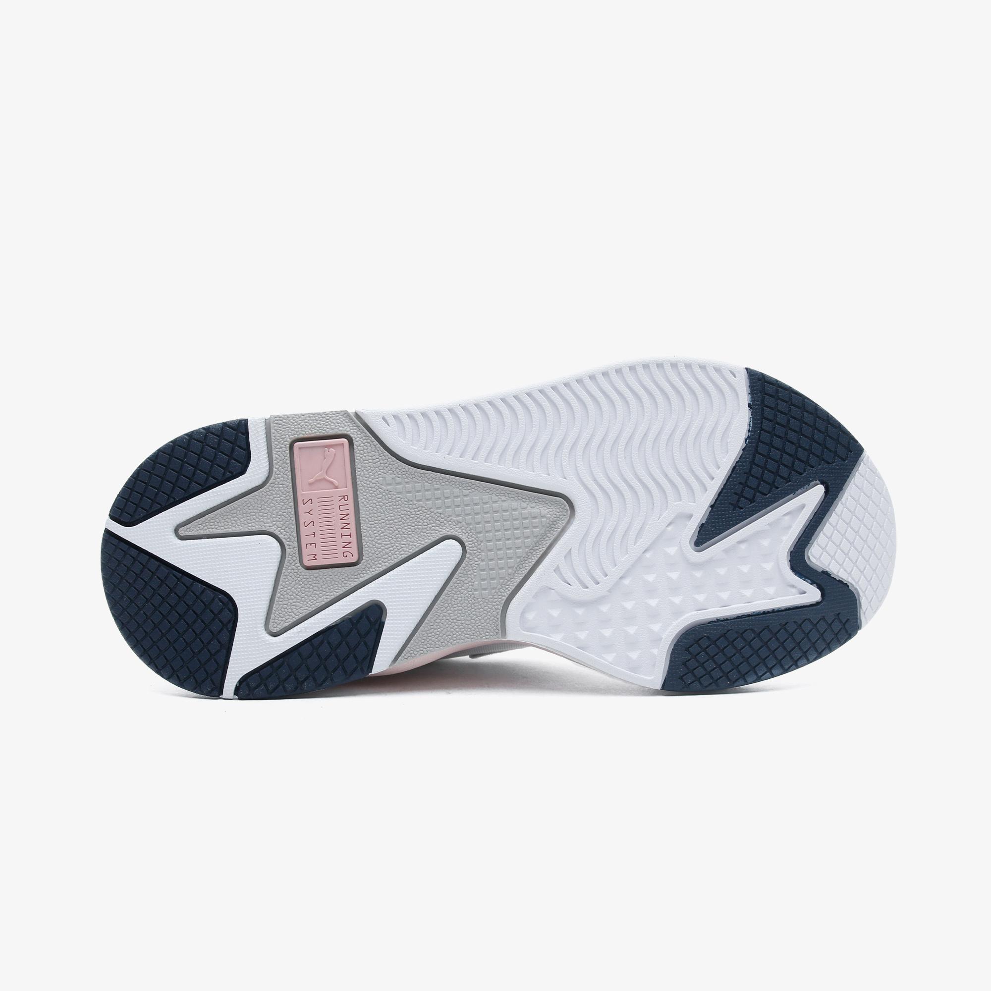 Puma RS-X Softcase Kadın Beyaz Spor Ayakkabı