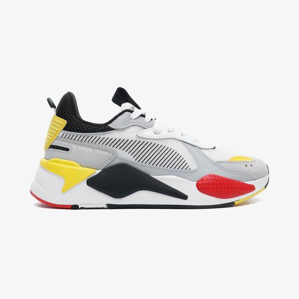 Puma RS-X Toys Erkek Beyaz Spor Ayakkabı