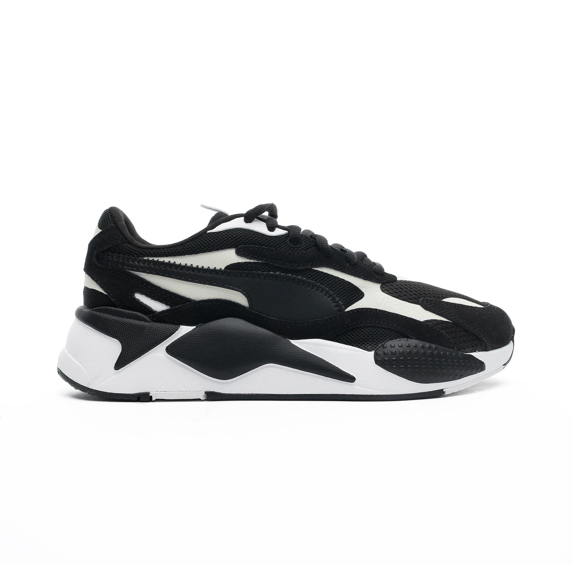 Puma RS-X³ Superite Erkek Siyah Spor Ayakkabı