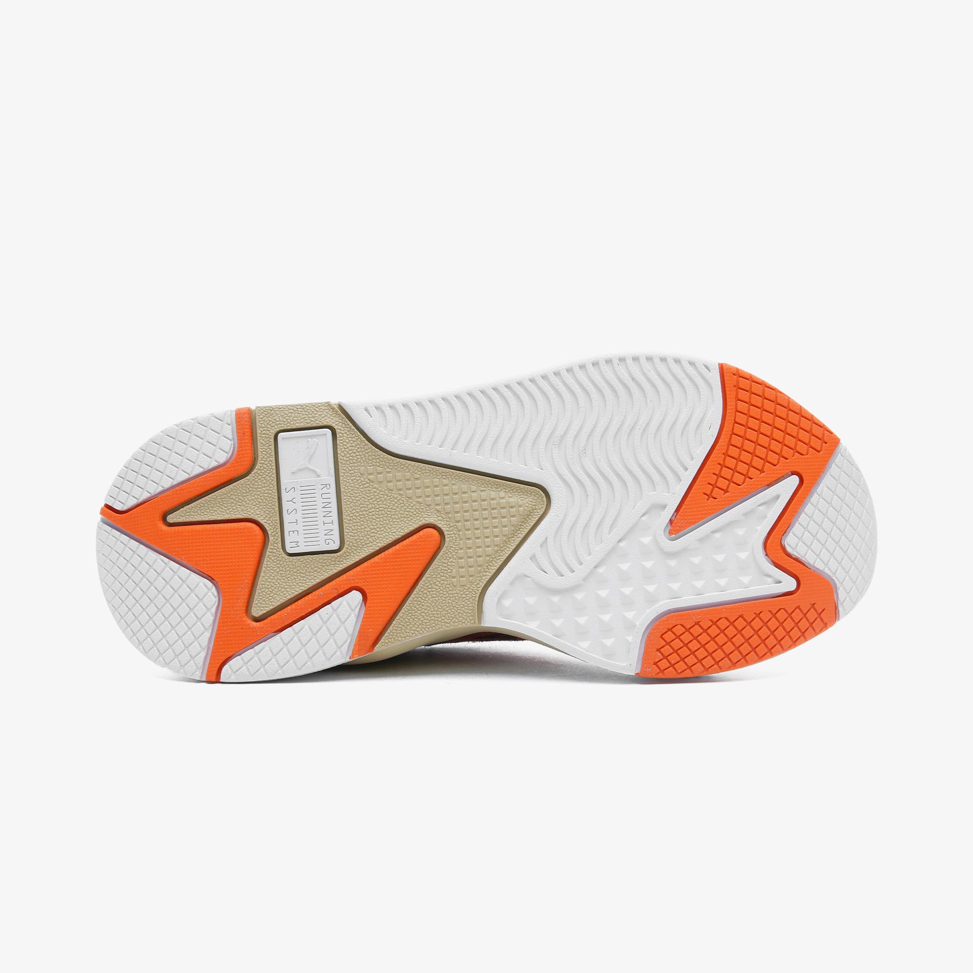 Puma RS-X³ W.Cats Kadın Yeşil Spor Ayakkabı