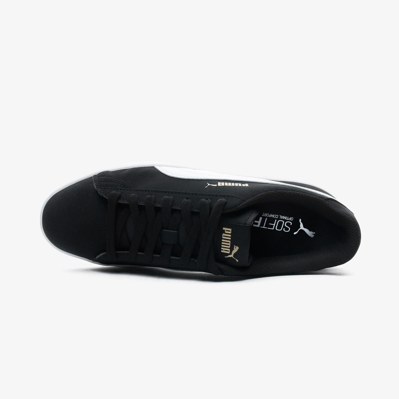 Puma Smash V2 Buckite Erkek Siyah Spor Ayakkabı
