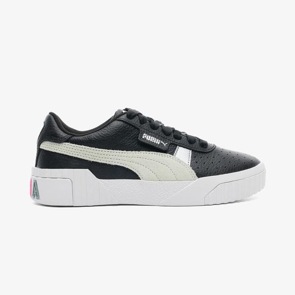 Puma Cali Varsity Kadın Beyaz Spor Ayakkabı