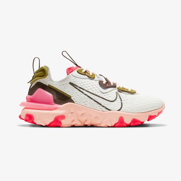 Nike React Vision Kadın Beyaz Spor Ayakkabı