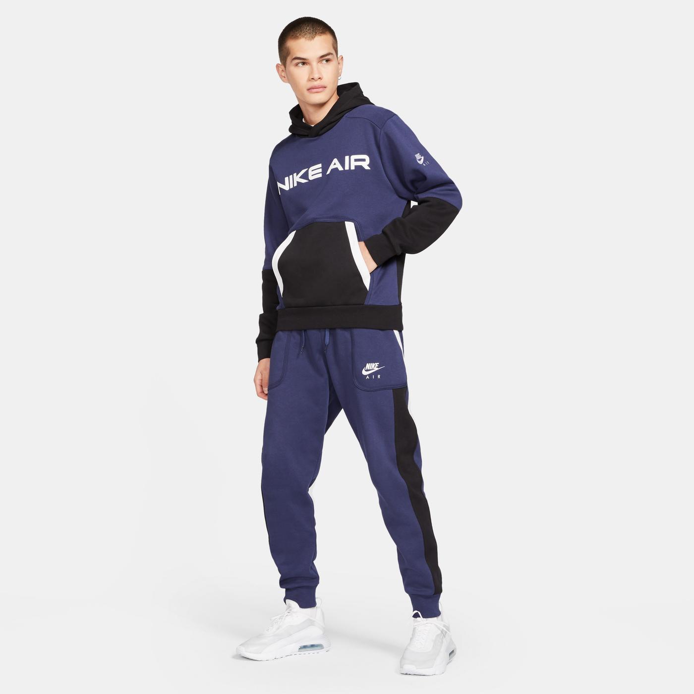 Nike Air Erkek Mavi Sweatshirt