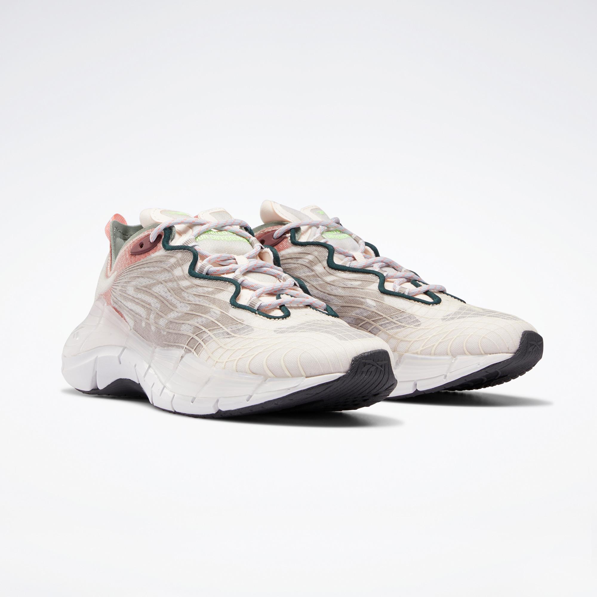 Reebok Zig Kinetica II Kadın Pembe Spor Ayakkabı