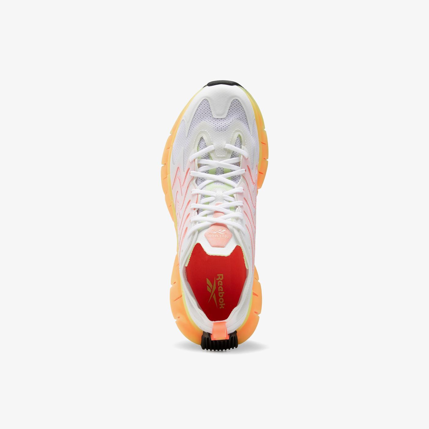 Reebok Zig Kinetica 21 Kadın Beyaz Spor Ayakkabı