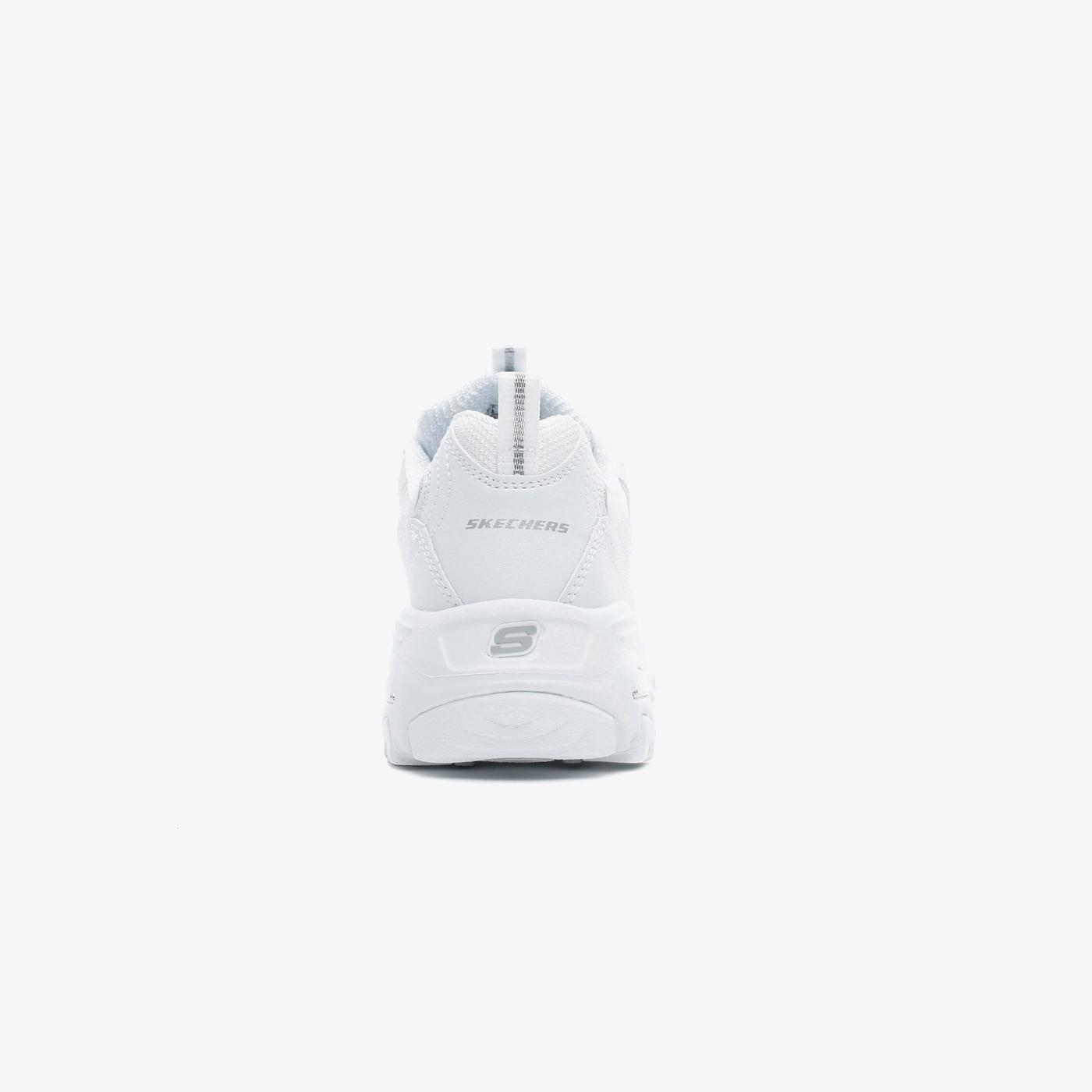 Skechers D'Lites Kadın Beyaz Ayakkabı