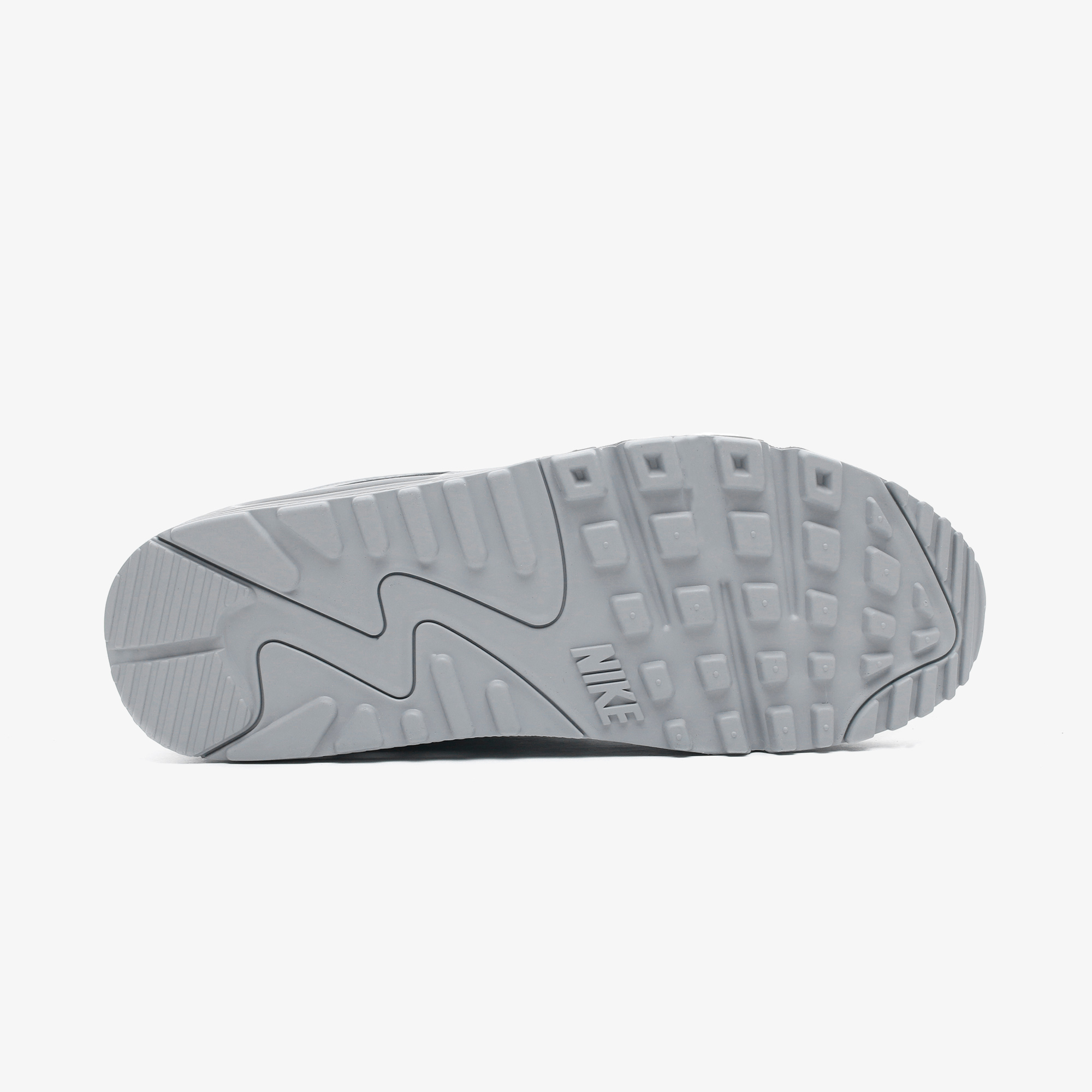 Nike Air Max 90 Erkek Gri Spor Ayakkabı
