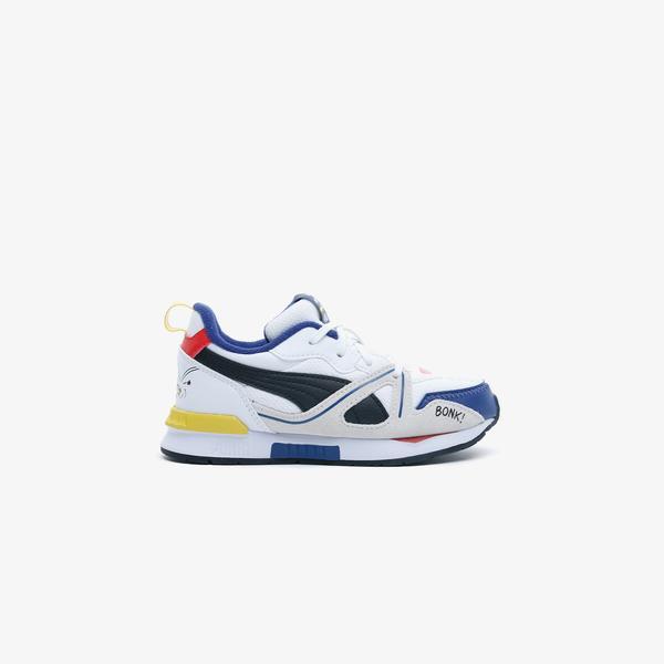 Puma Peanuts Mirage Mox Çocuk Beyaz Spor Ayakkabı