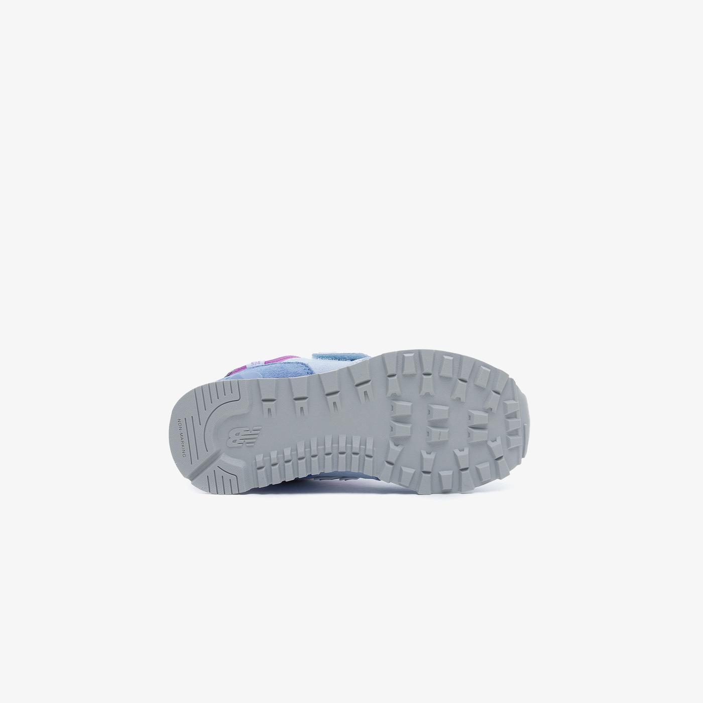 New Balance 574 Çocuk Mavi Spor Ayakkabı
