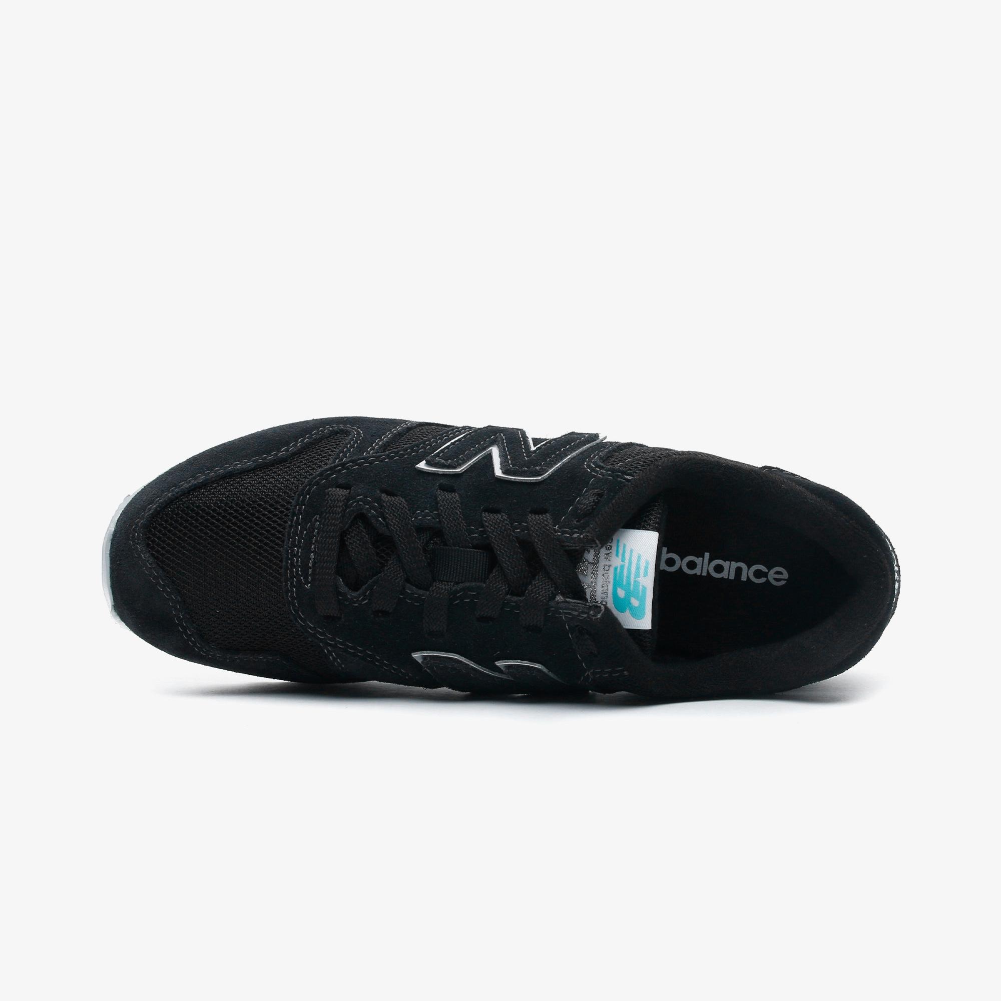 New Balance 327 Kadın Siyah Spor Ayakkabı