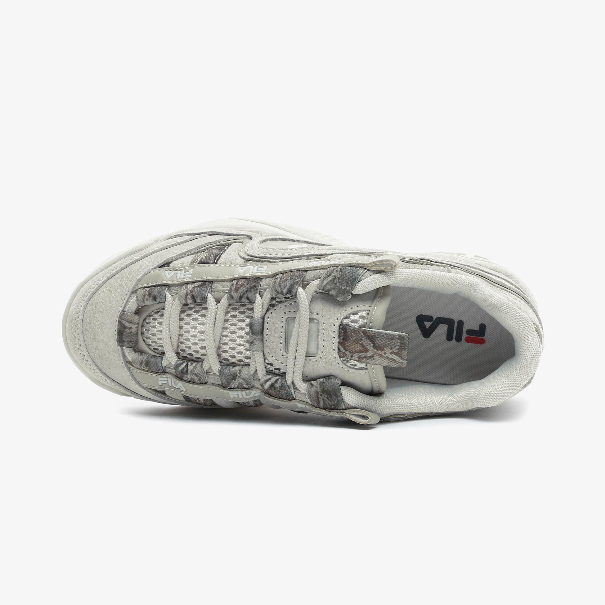 Fila D-Formation Kadın Bej Spor Ayakkabı