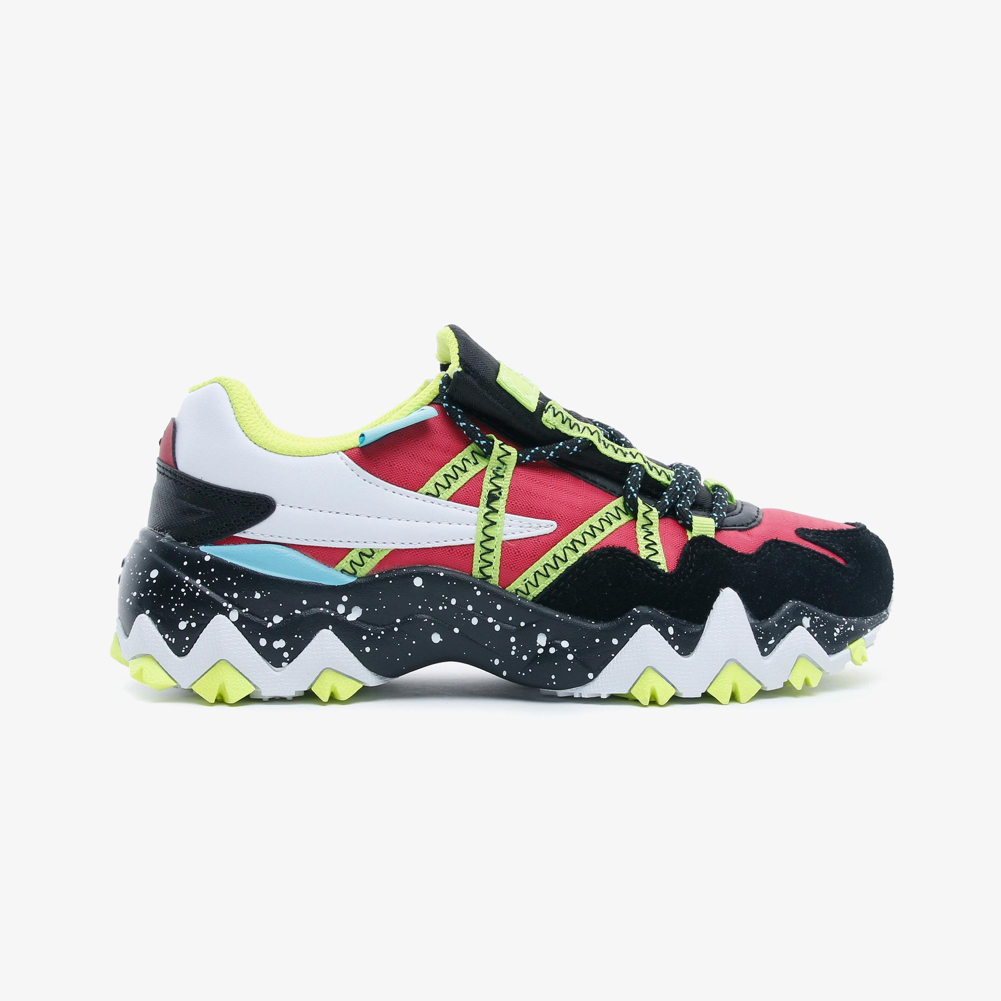 Fila Trailer Kadın Renkli Spor Ayakkabı