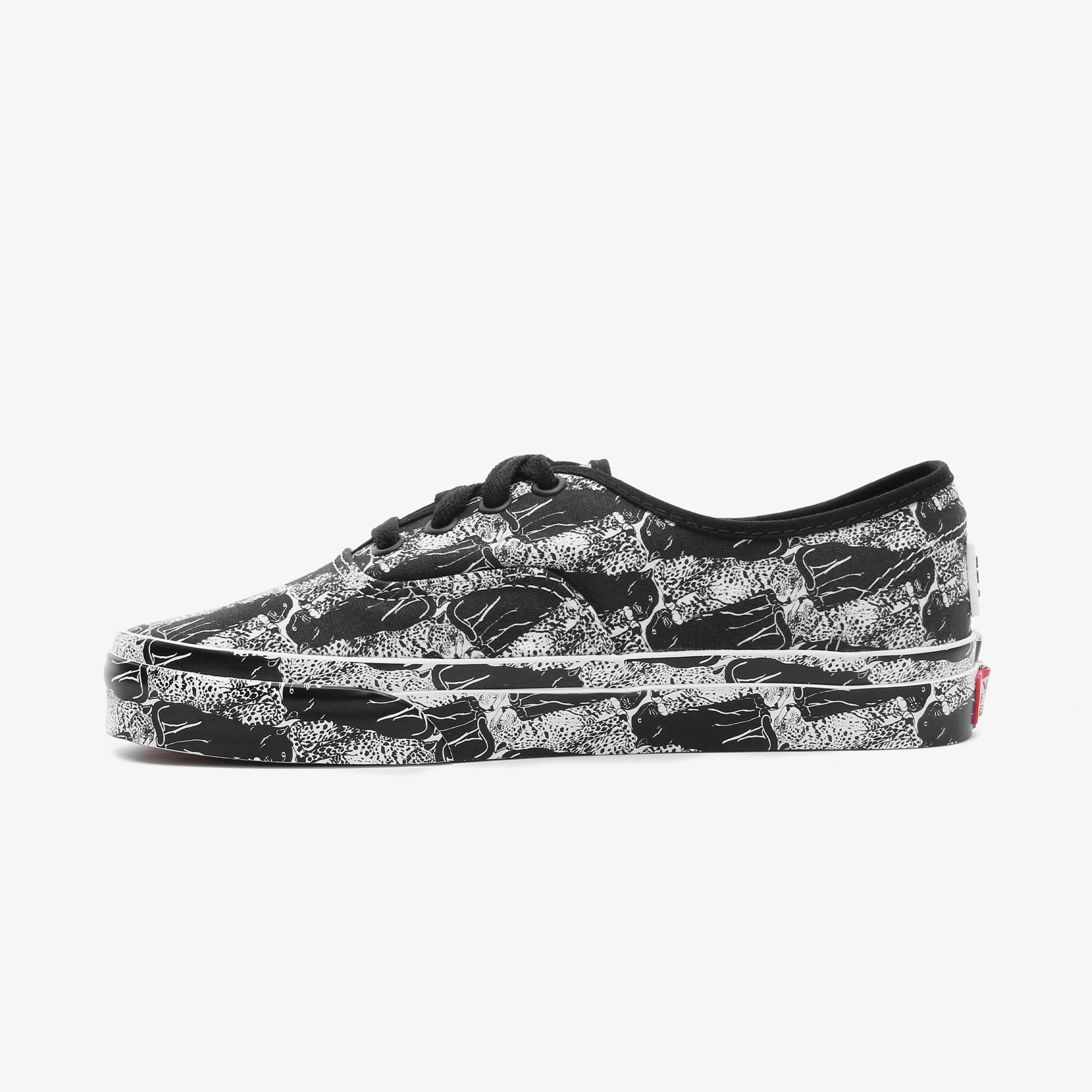 Vans Authentic Kadın Siyah Sneaker