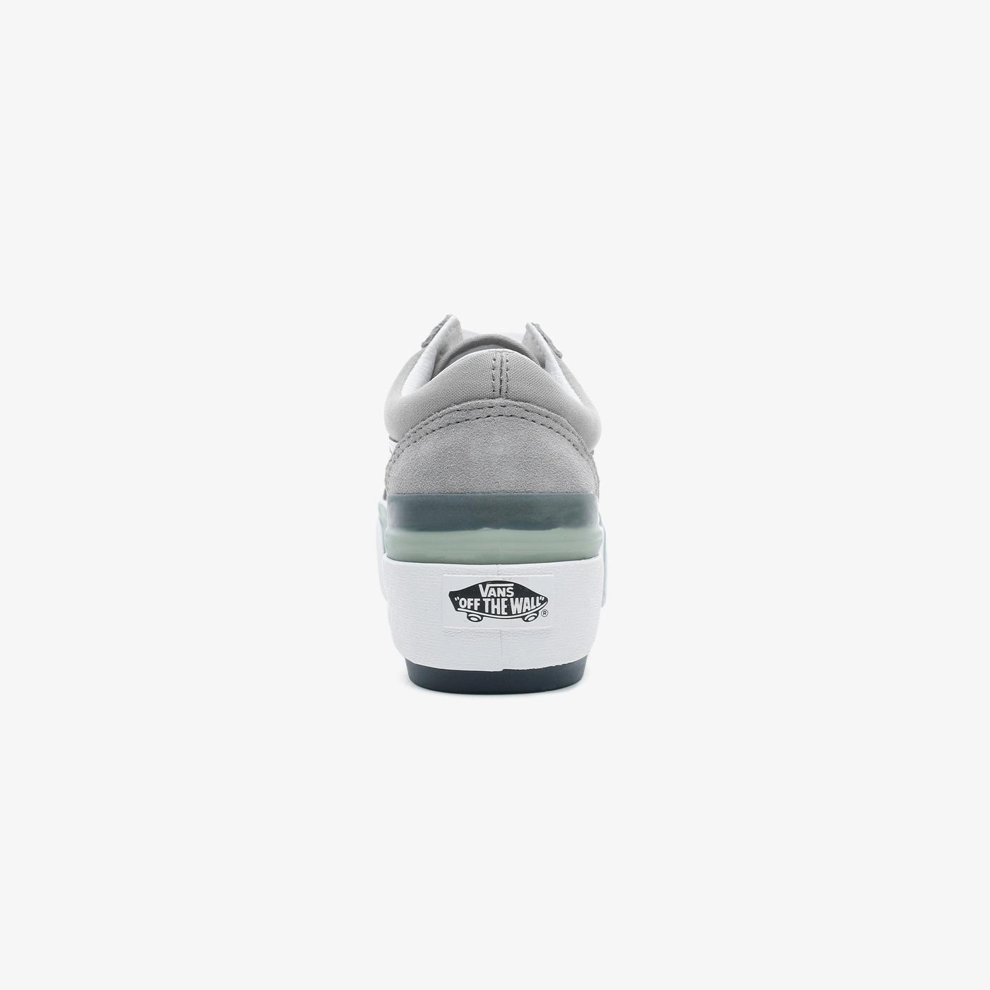 Vans Old Skool Stacked Kadın Gri Sneaker