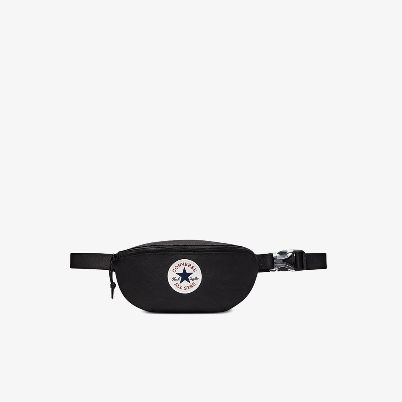 Converse Sling Pack Unisex Siyah Bel Çantası