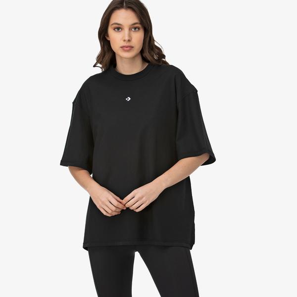 Converse Crossover Unisex Siyah T-Shirt