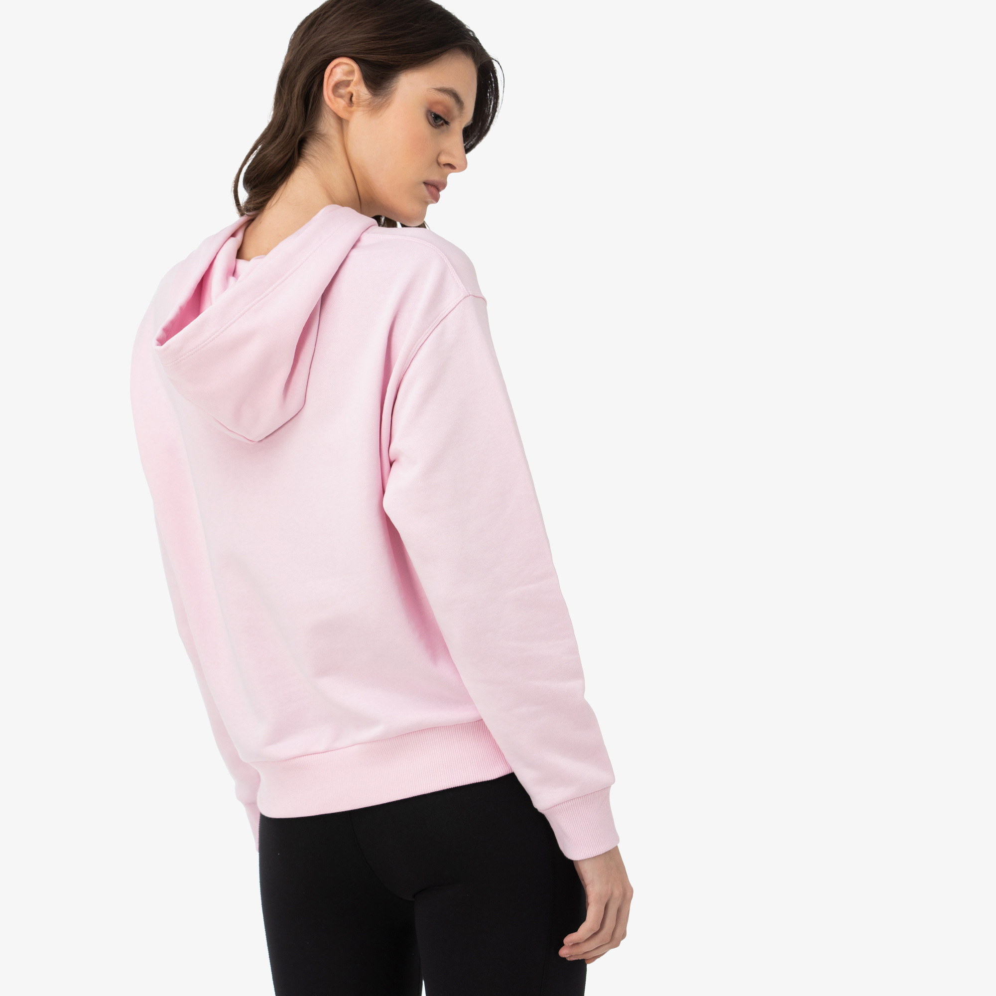 Converse Micropatch Kadın Pembe Sweatshirt