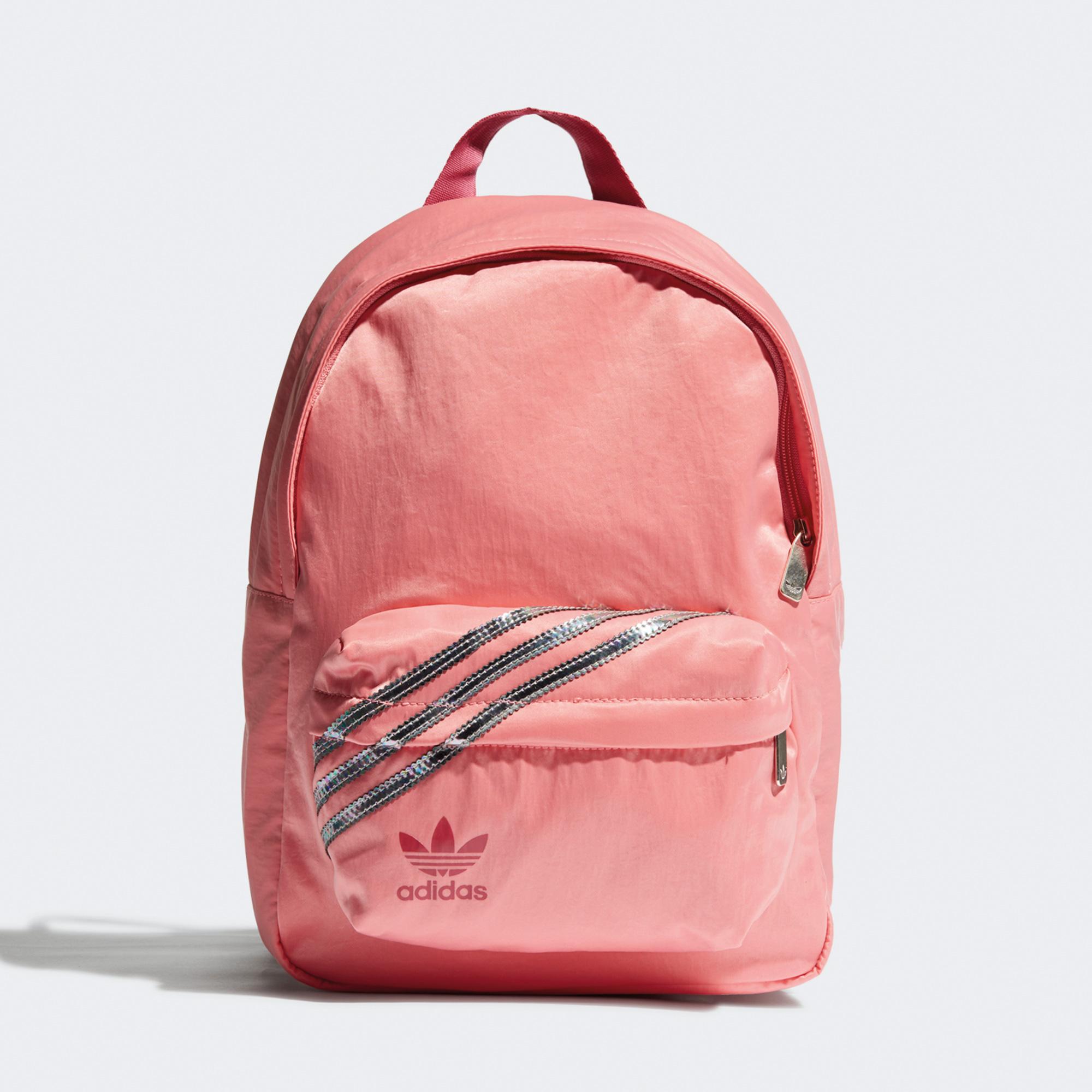 adidas Nylon Unisex Pembe Sırt Çantası