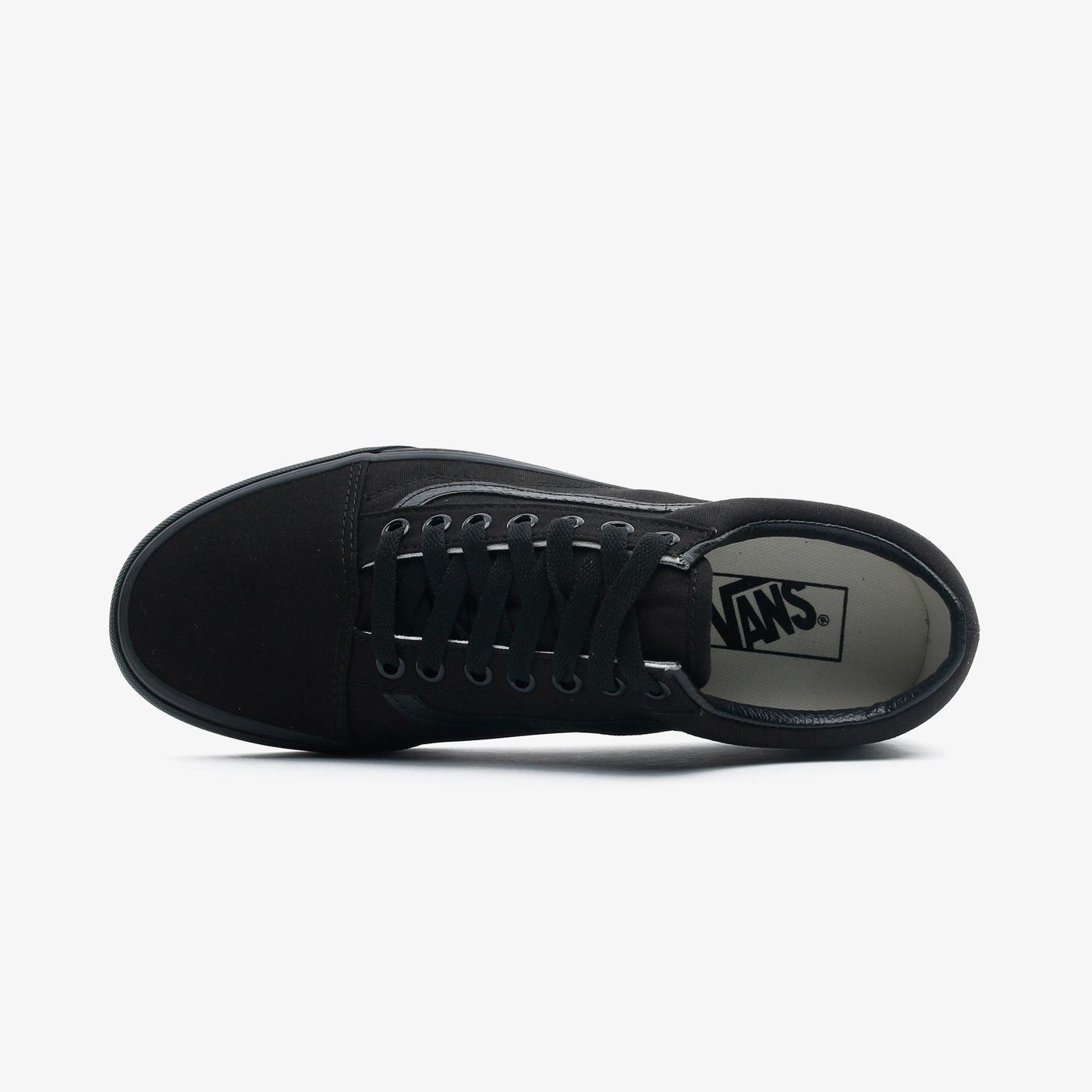 Vans Old Skool Unisex Siyah Sneaker