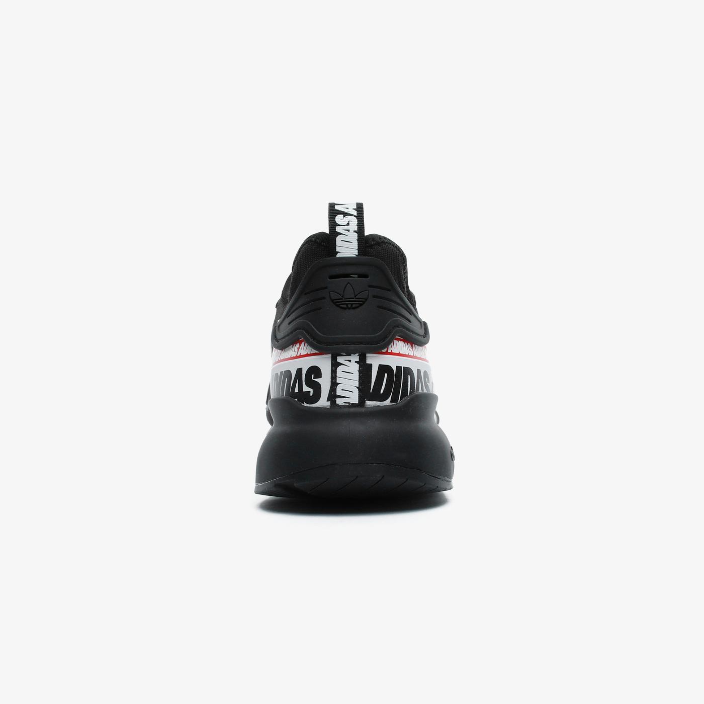 adidas ZX 2K Boost Erkek Siyah Spor Ayakkabı