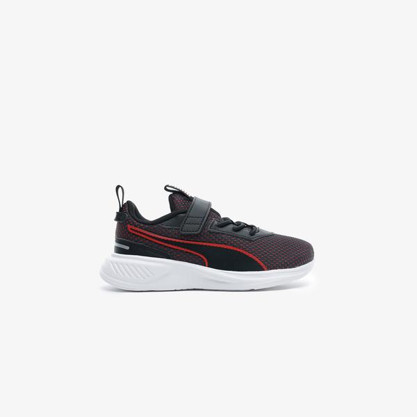 Puma Scorch Runner V High Risk Çocuk Kırmızı Spor Ayakkabı