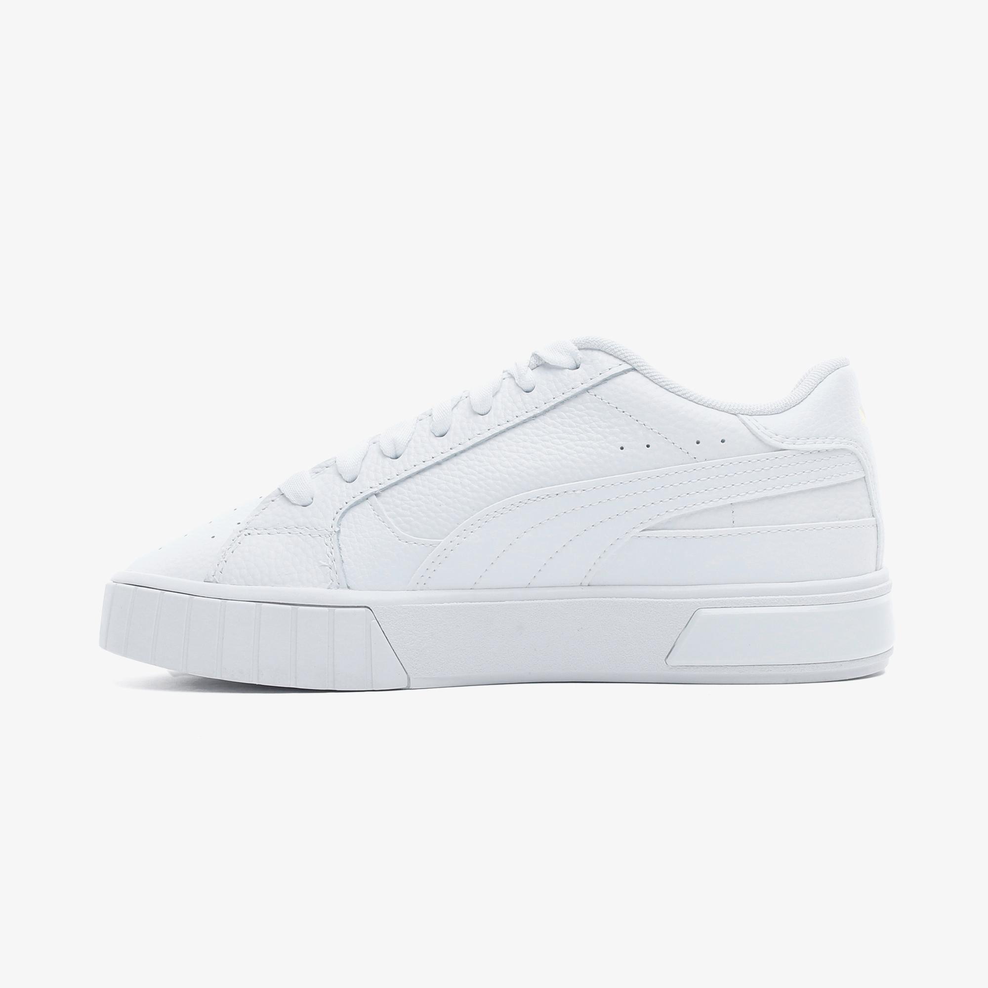 Puma Cali Star Kadın Beyaz Spor Ayakkabı