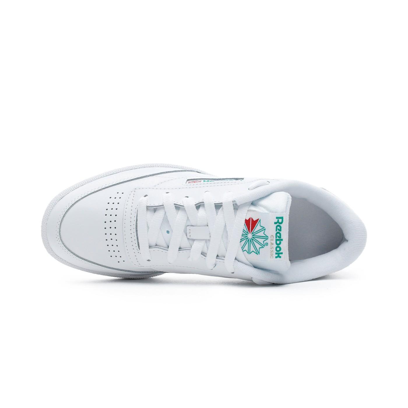Reebok Club C 85 Unisex Beyaz Spor Ayakkabı