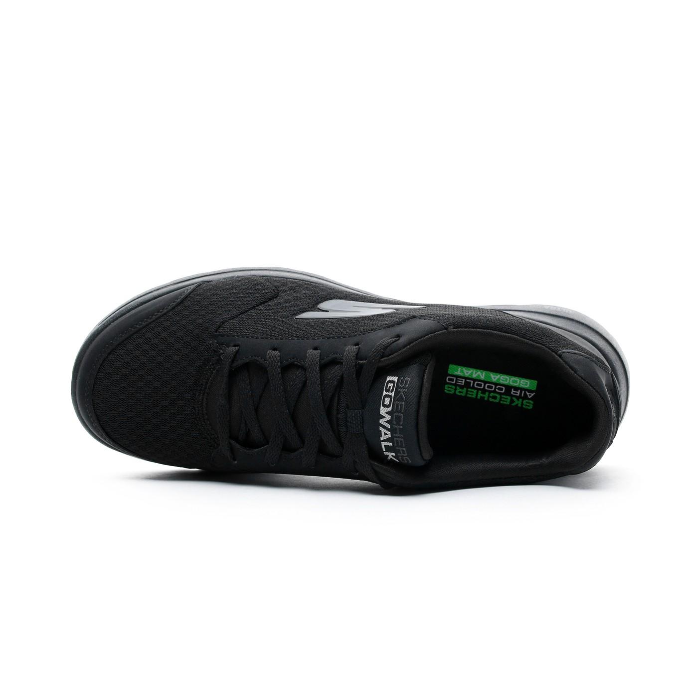 Skechers Performance Go Walk 5  Siyah Erkek Spor Ayakkabı