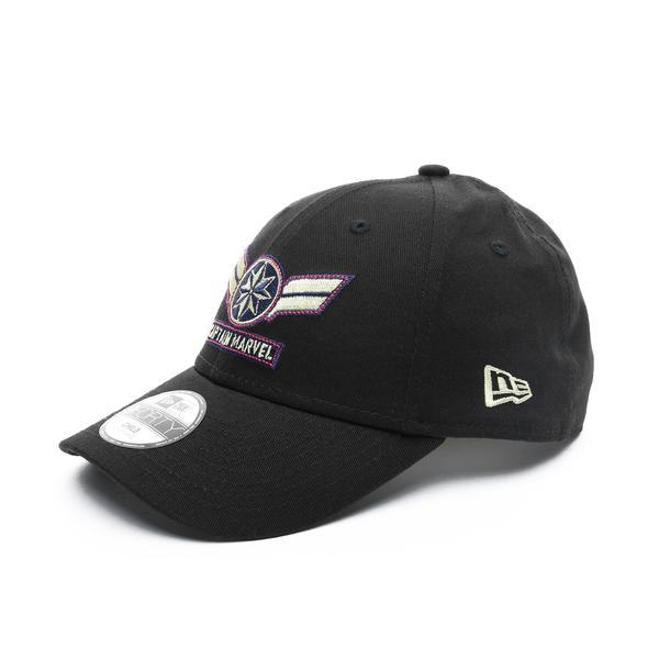 New Era Çocuk Siyah Şapka