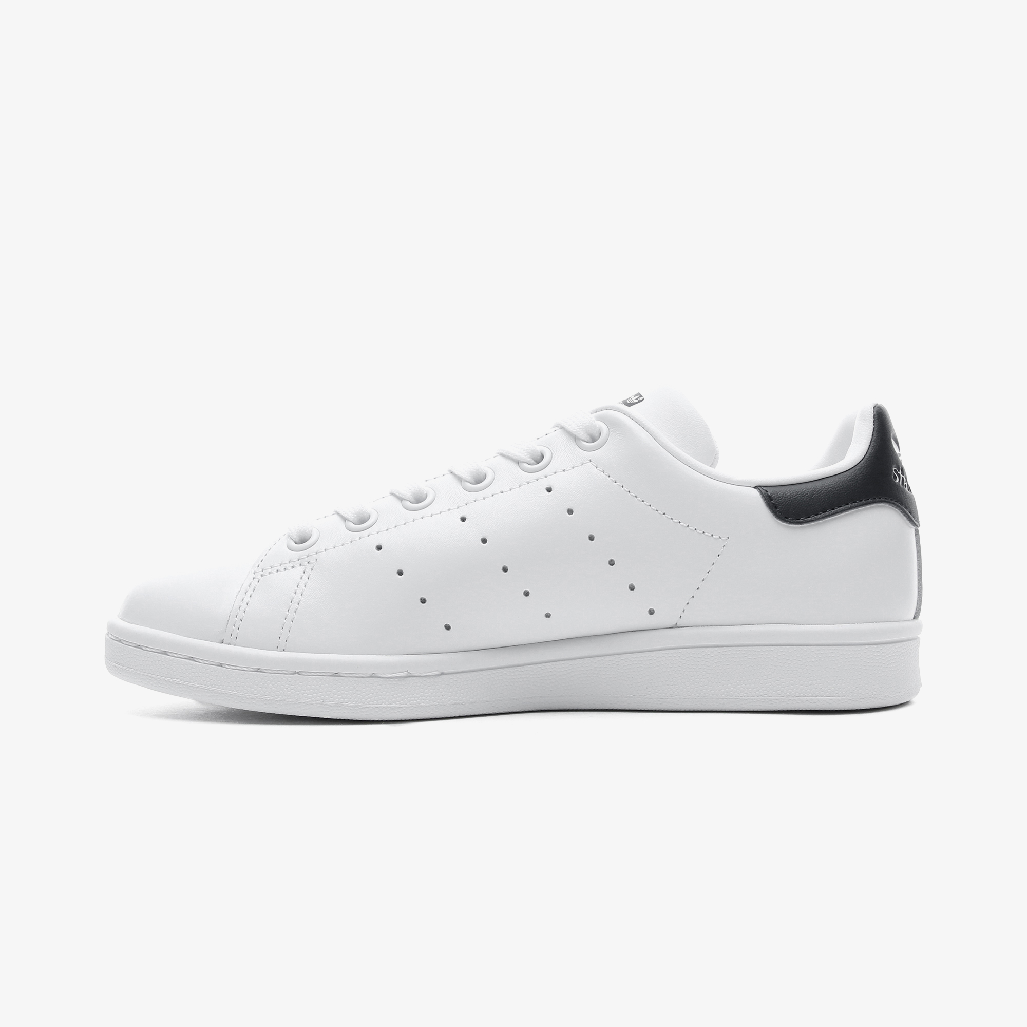 adidas Stan Smith Unisex Beyaz-Lacivert Spor Ayakkabı