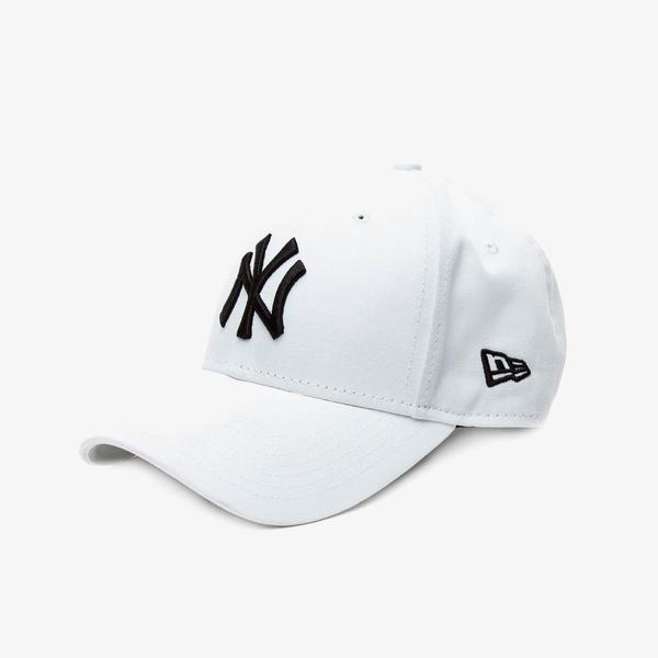 New Era New York Yankees Unisex Beyaz Şapka