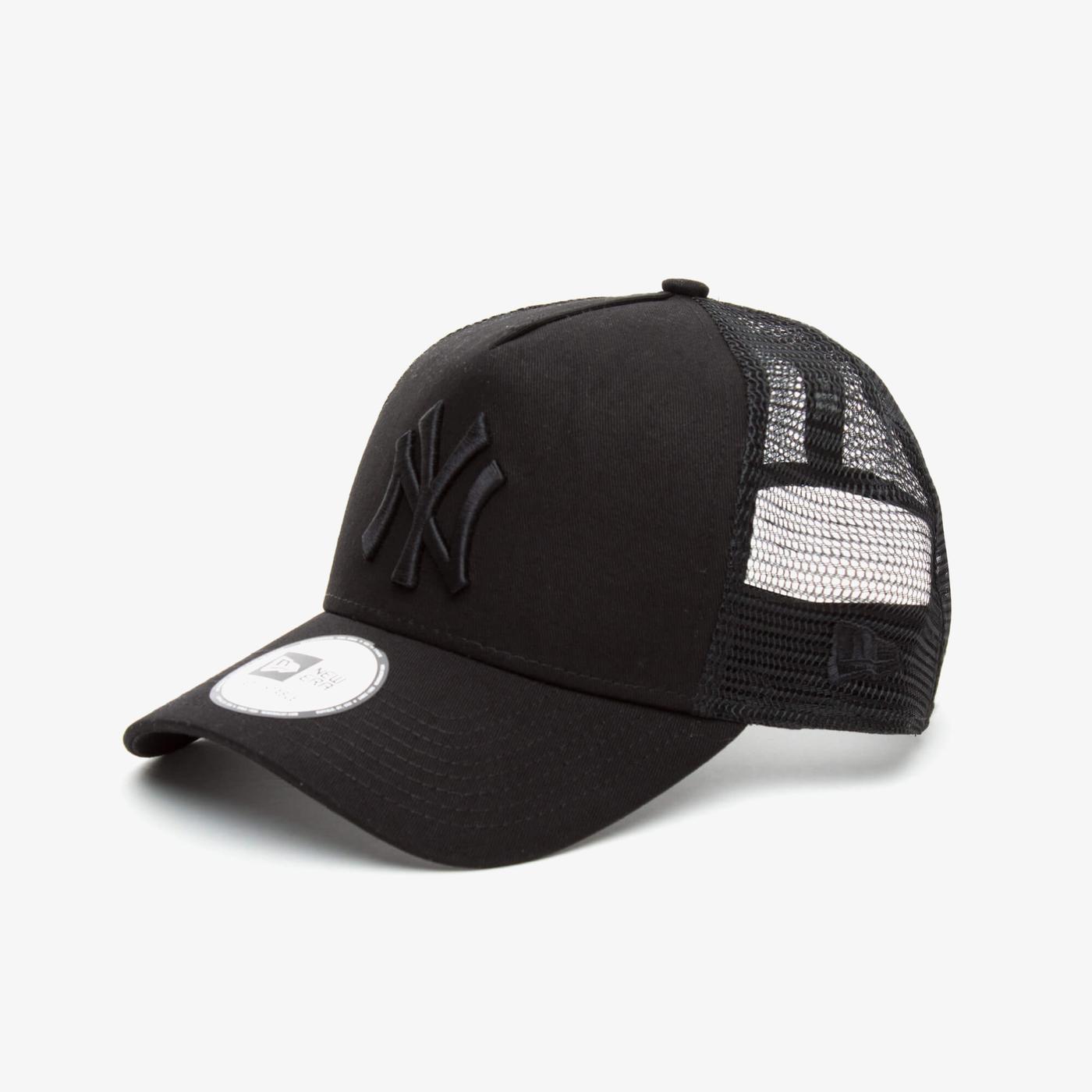 New Era New York Unisex Siyah Şapka